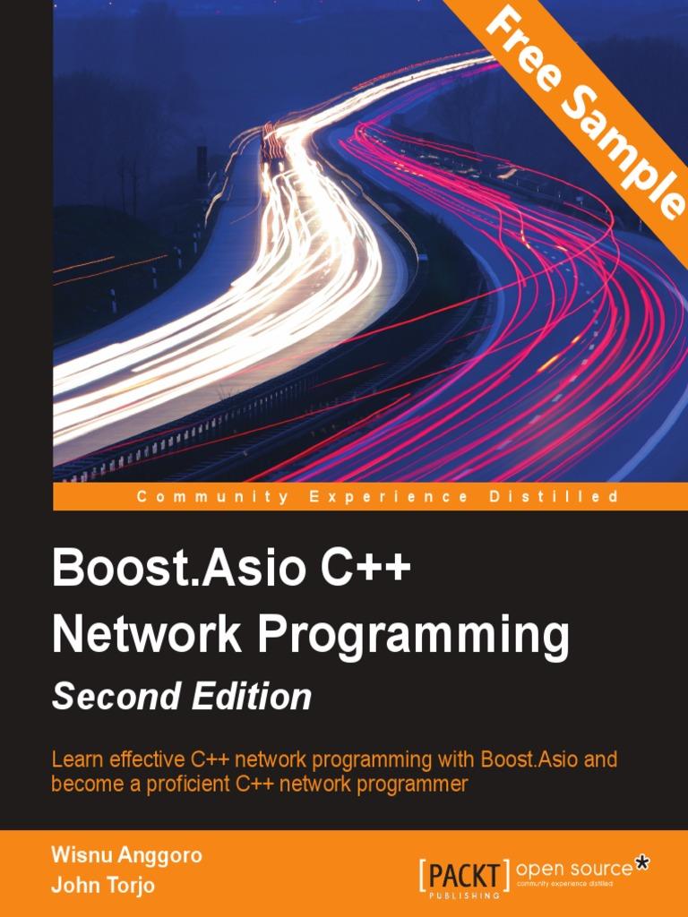 Boost Asio C   Network Programming