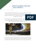 2014FIFAWORLDCUPBRAZILXBOX360JEUXTORRENTS