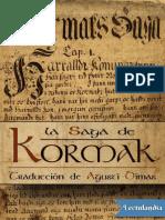 La Saga de Kormak - Anonimo
