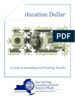 NYSASBO School Spending Report