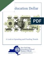 NYSASBO School Spending Report