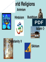 powerpoint world religions  1