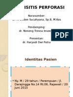 APP Perforasi