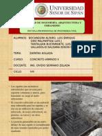 Zapata Aislada