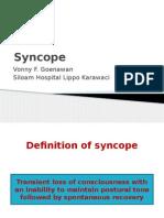 Icm Syncope