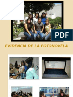 EVIDENCIA DE LA FOTONOVELA.pptx