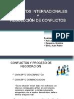 Contratos y Resolucion de conflictos