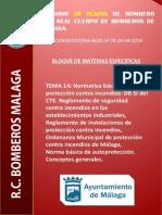 TEMA 14