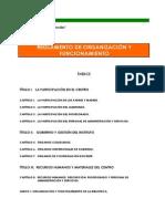 Reglamento IES Valle-Inclán (Sevilla)