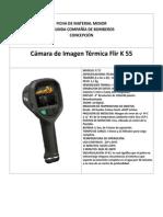Flir K55 Camara Termica