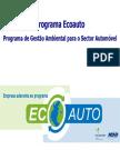 Presiduos sector automovelrograma Ecoauto