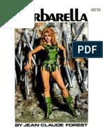 Jean-Claude Forest - Barbarella (1966)