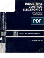 Industrial Control Electronics by Michael Jacob