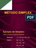12. Simplex