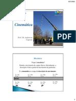01 Cinemática 2012 PDF