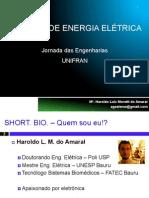 Medição de Energia Elétrica - Jornada de Engenharia Elétrica 2015