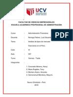 INFORME 02 Análisis de Tipos de Mercado Financieros en El Perú