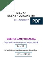 Energi & Potensial