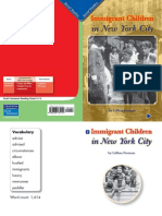 immigrant children of nyc