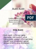 Bukti Audit (Presentasi Kelompok)