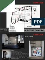 Analisis Ronchamp - Le Corbusier