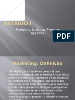 marketing logistica e plano de negocios