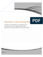 Riverbed Windows Security Guide