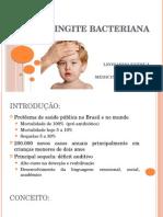 MENINGITE BACTERIANA EM PEDIATRIA