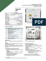 Brochure Colombia Sdt Pedestal Radial Serie 15 Kv 45 a 1250 Kva Ntc 3997