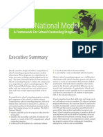 ASCA-National Model a Framework for School Counseling Programs
