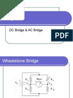 Ac Dc Bridges Bridges