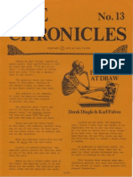 Karl Fulves - The Chronicles No. 13-18
