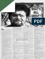 1983 Spectator article on Bill Powell