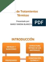 Curso de Tratamientos Térmicos. PDF