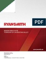 Laurentian Valley Rebranding work plan