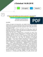 Diário Estadual 14.09.2015
