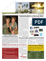 May 2012 SCW Newsletter