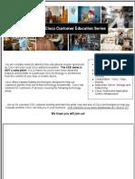 Cisco Customer Education