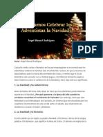 Deberian Los Adventista Celebrar La Navidad