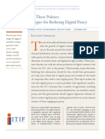 Digital Piracy effects and possible solutions