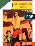 El Corsario Rojo - James Fenimore Cooper