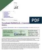 Tecnologia BubbleDeck - Construindo Mais, Com Menos. - Blog Construir