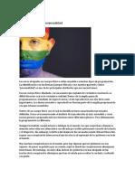 Secuestro de La Homosexualidad
