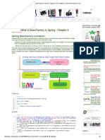 What is BeanFactory in Spring _ Chapter 5 _ DOJ Software Consultant _ Dinesh on Java.pdf