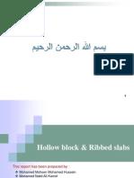 hollowblock&ribbedslabs