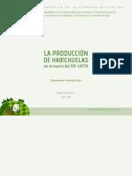 Produccion de habichuelas en el marco del DR CAFTA
