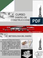 Clase 01 Diseño de Construcciones