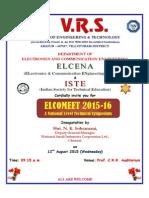 Elcomeet '15 Invitation