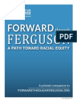 The Ferguson Commission Report from September 14th