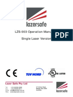LZS-003 Operation Manual_Single Laser Version 1.11 en[1]